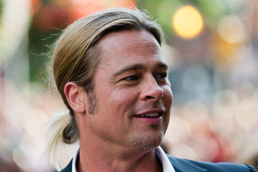 """Brad Pitt pour """"12 Years a Slave"""""""