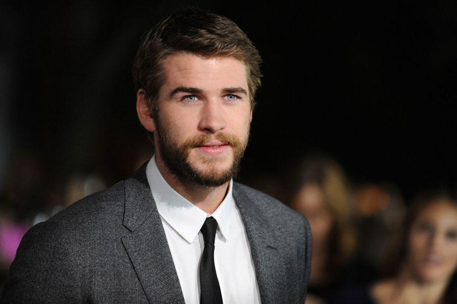 """Liam Hemsworth pour """"Rush"""""""