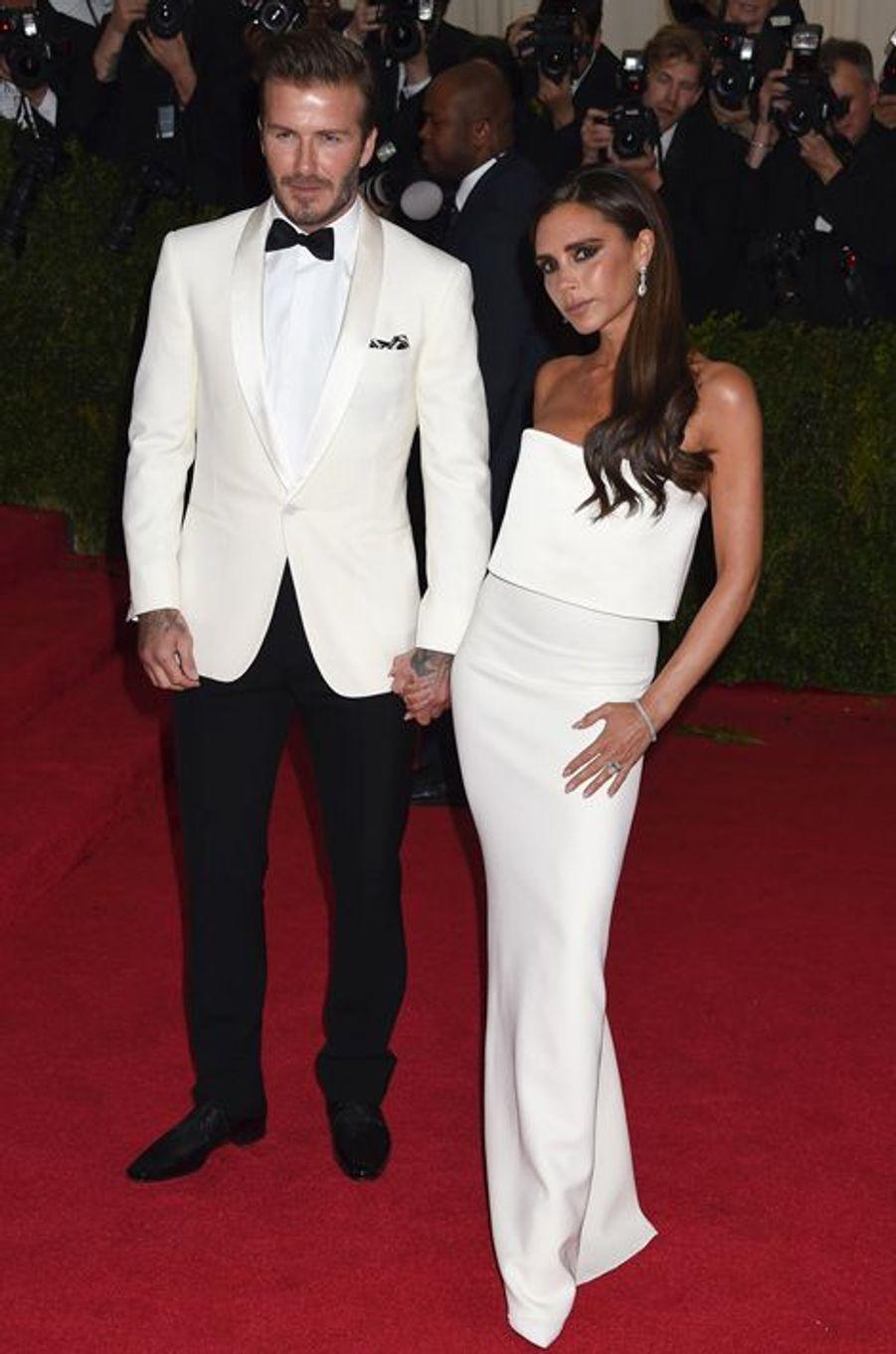 David et Victoria Beckham (en Victoria Beckham)