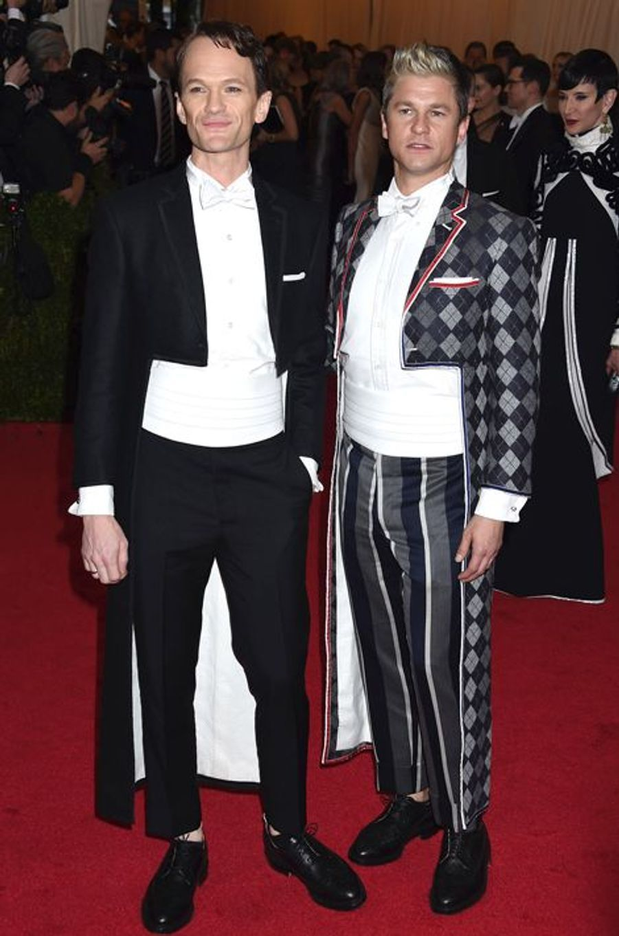 Neil Patrick Harris et David Burtka