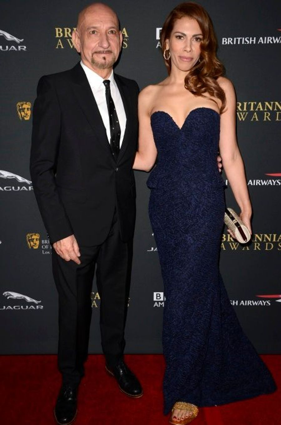 Ben Kingsley, honoré du Albert R. Broccoli Britannia Award for Worldwide Contribution to Entertainment