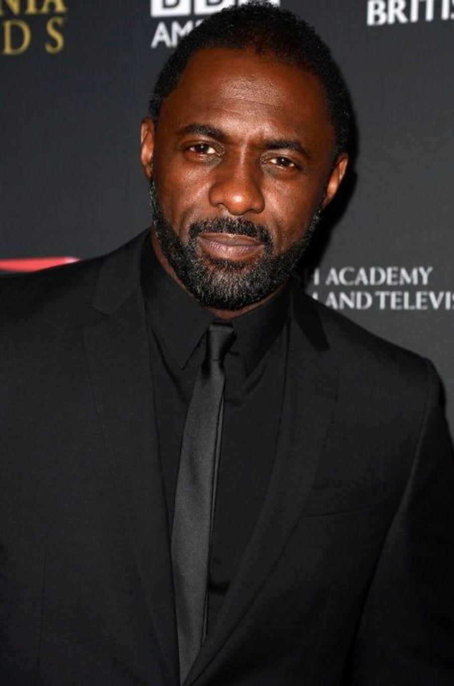 Idris Elba, qui sera bientôt Nelson Mandela au cinéma