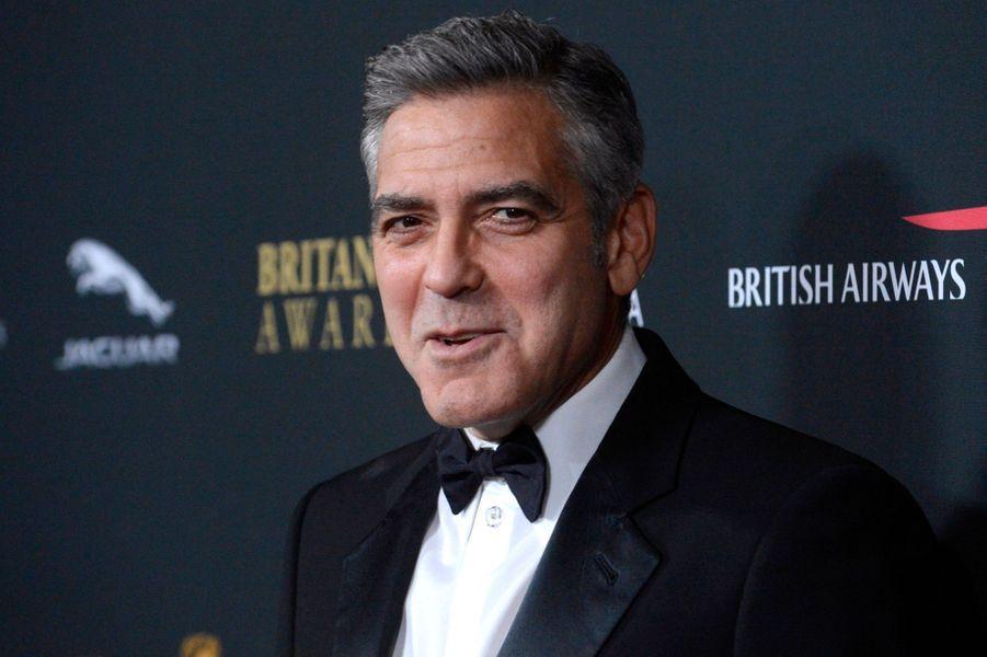 George Clooney honoré