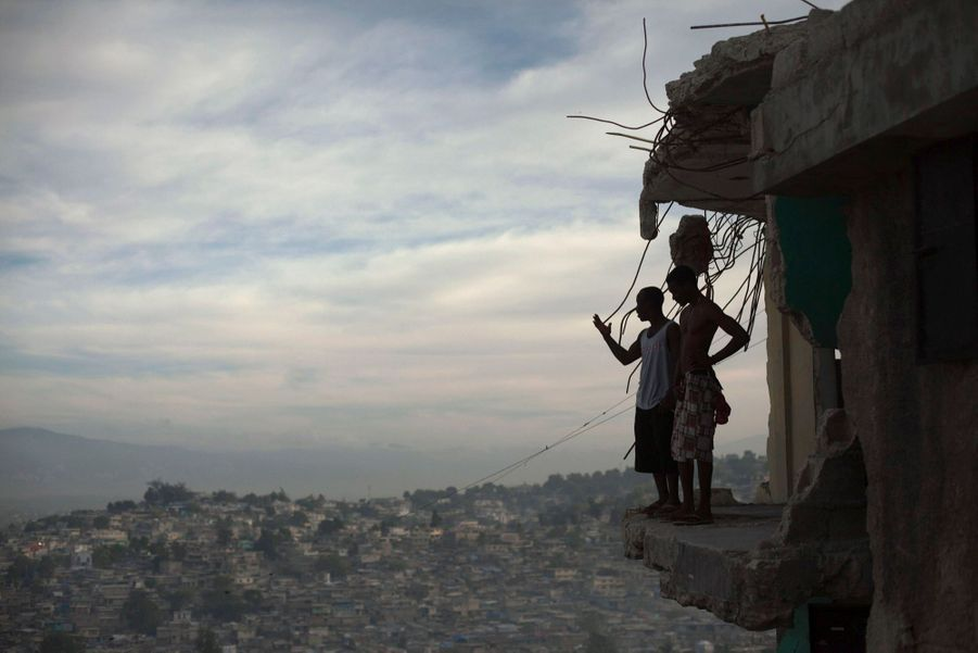 Le martyre des Haïtiens au lendemain du séisme du 12 janvier 2010.
