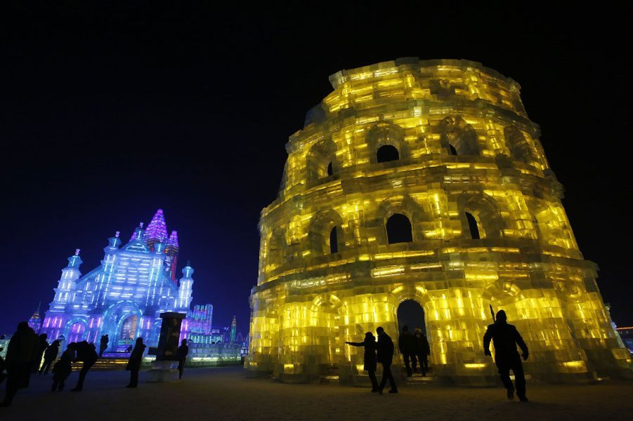 Harbin, la féerique
