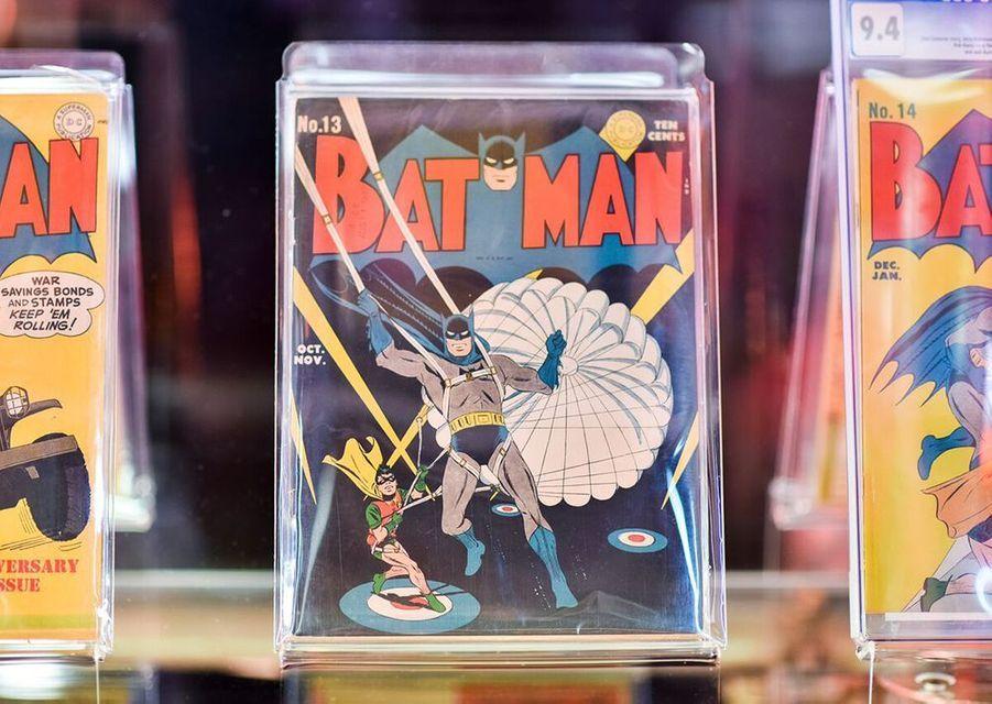 Super-héros, la collection impossible