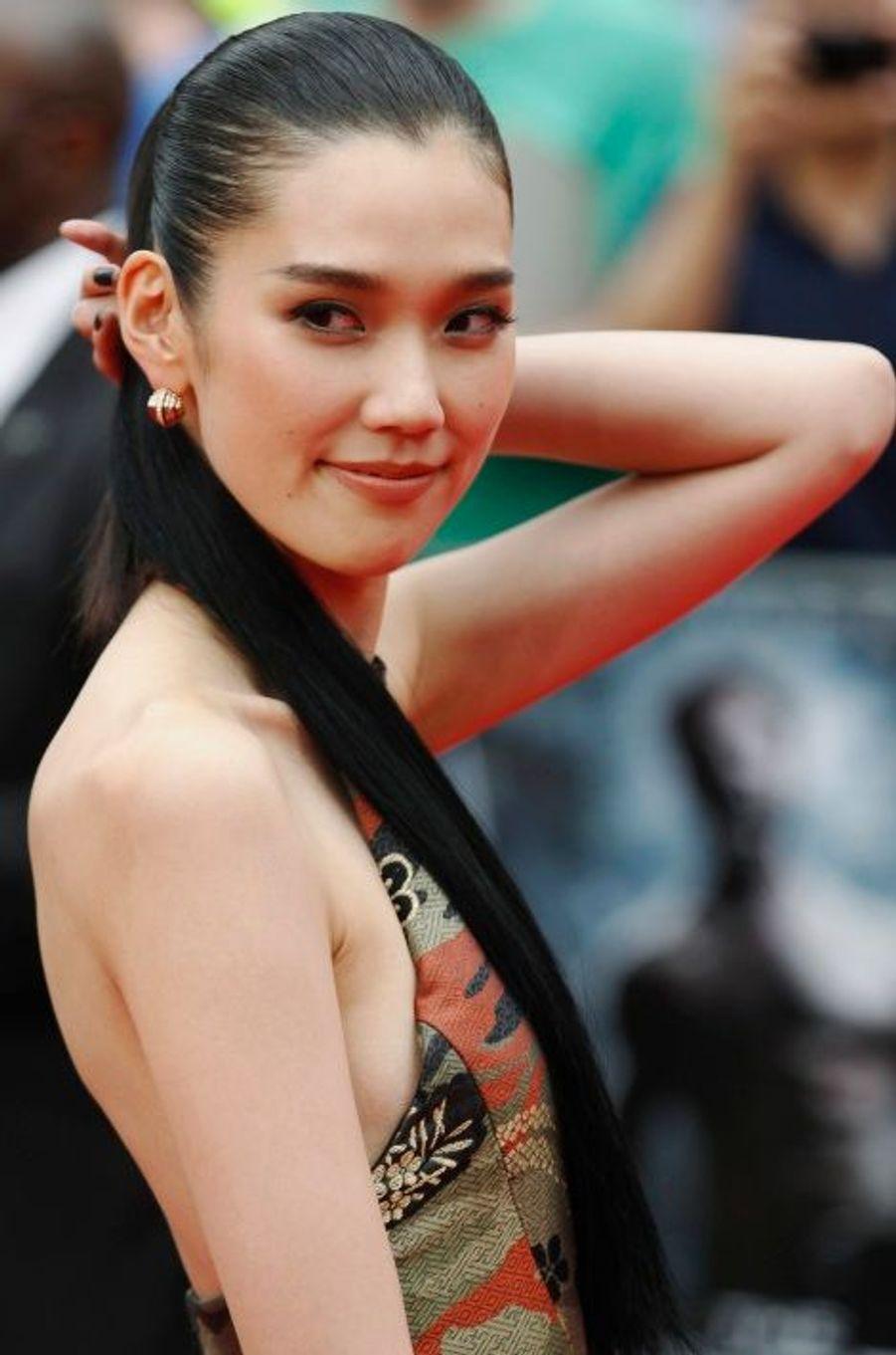 L'actrice Tao Okamoto