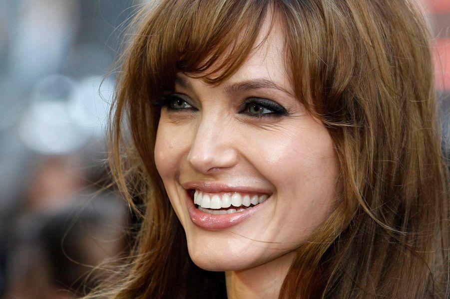 Angelina Jolie en 2010