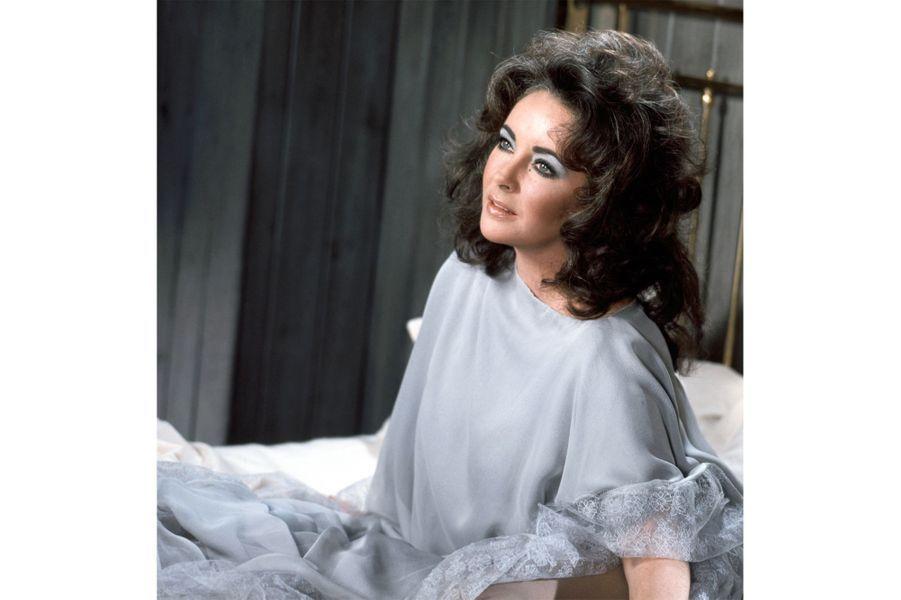 Elizabeth Taylor en 1972