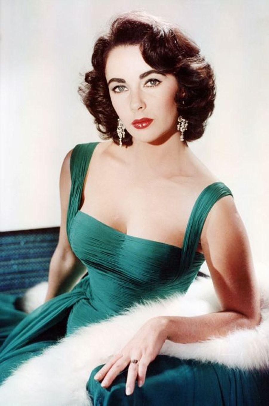 Elizabeth Taylor, vers 1950