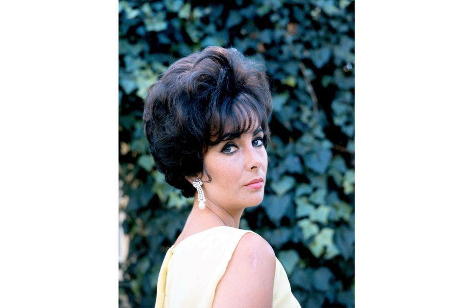 Elizabeth Taylor vers 1960
