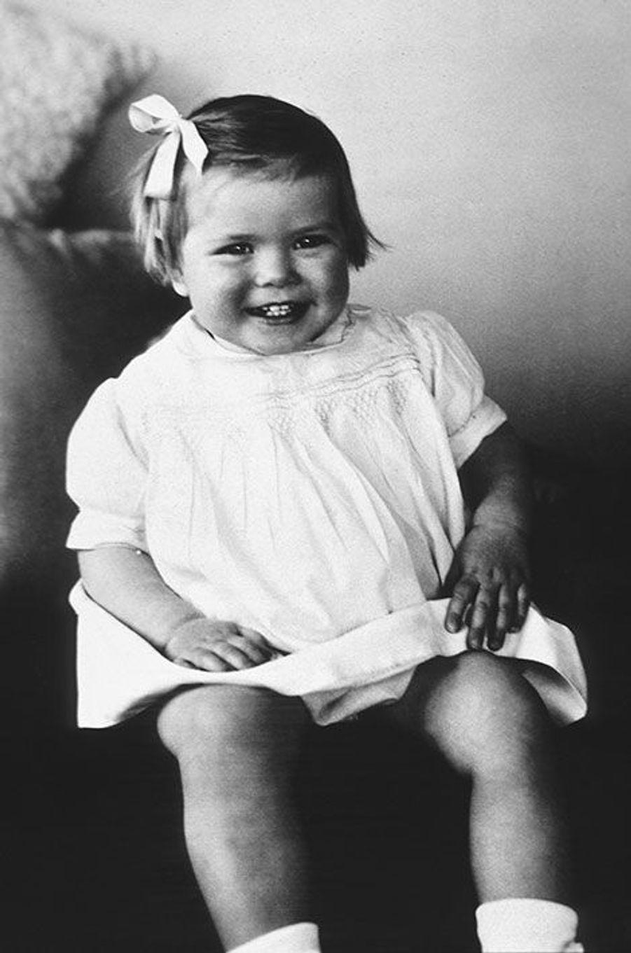 Grace Kelly en 1931