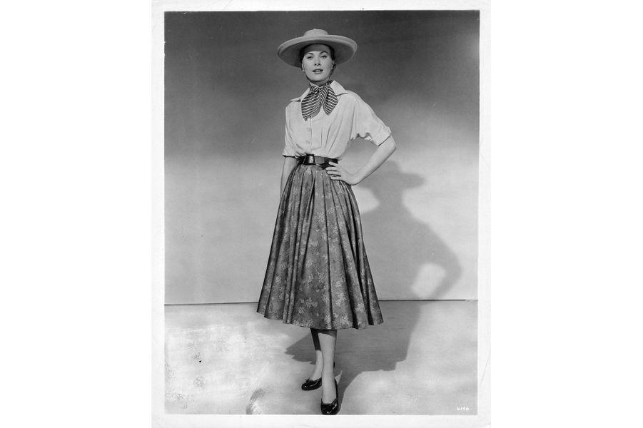Grace Kelly en 1945