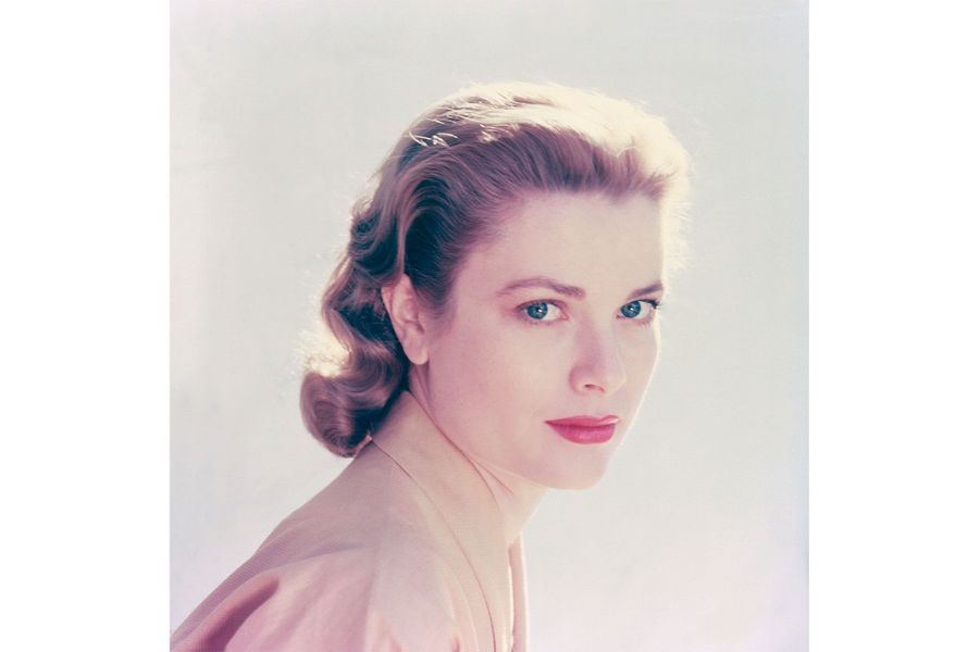 Grace Kelly en 1955