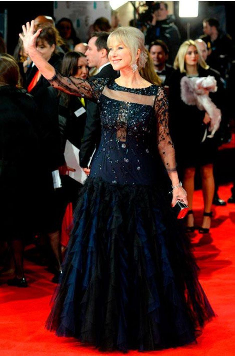 Cérémonie des BAFTA 2014