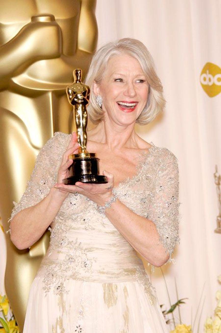 Oscar de la Meilleure actrice 2007