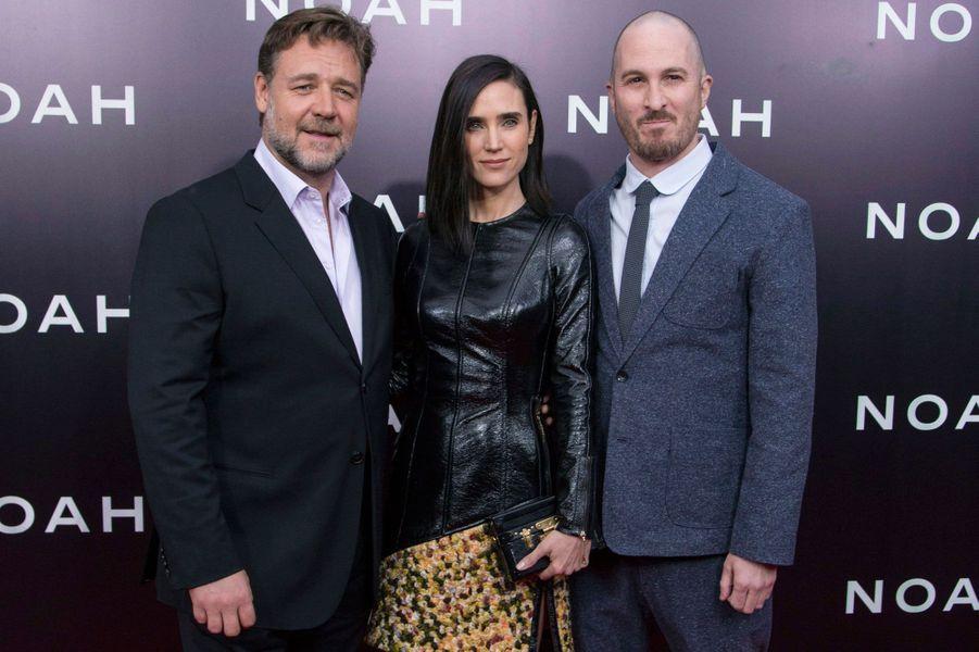 Le 27 mars 2014 avait lieu l'avant-première à New York de «Noé». Jennifer Connelly, Russell Crowe et Darren Aronofsky étaient présents. Pour le réalisateur et l'actrice se sont des retrouvailles, 14 ans après «Requiem for a Dream».