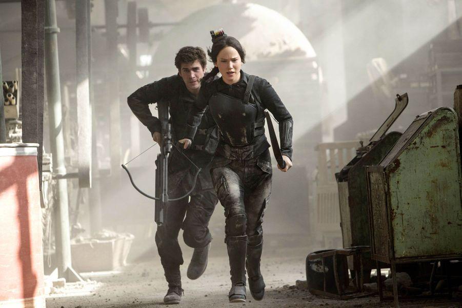 """""""Hunger Games Partie 1 : La Révolte"""", 2014"""