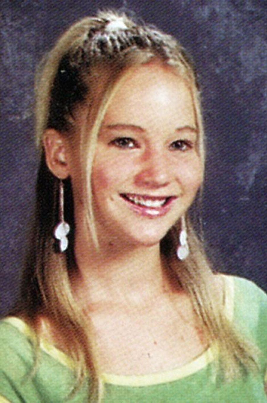Jennifer a 15 ans