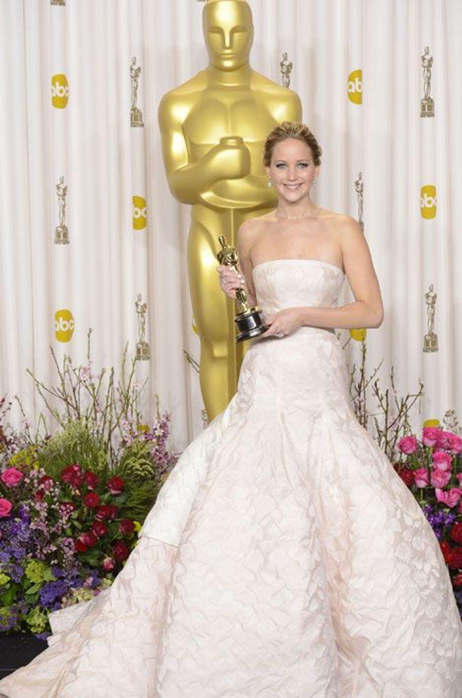 Oscar de la Meilleure actrice, 2013