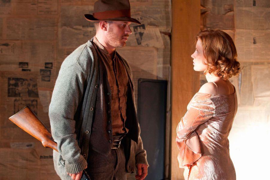 """""""Des hommes sans loi"""" (2012) avec Jessica Chastain"""
