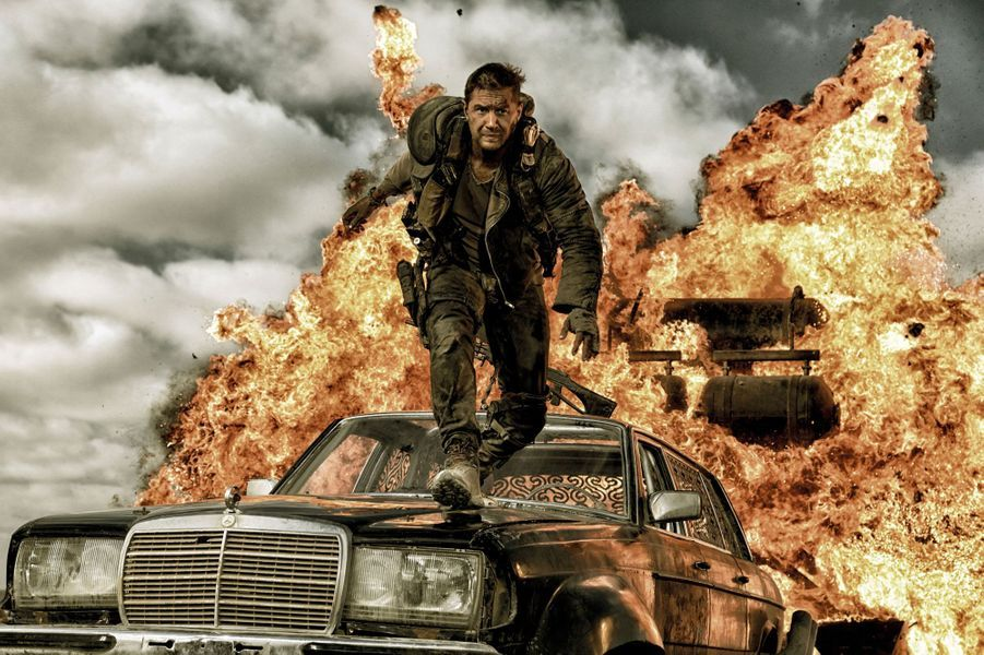 """Mad Max : Fury Road"" (2015)"