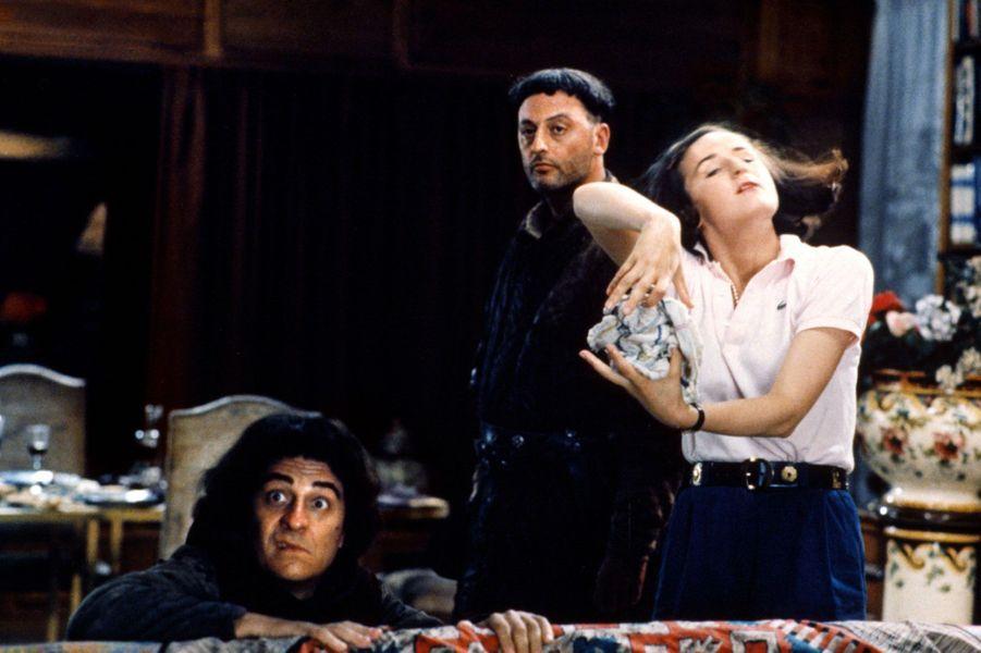 """""""Les Visiteurs"""", 1993"""
