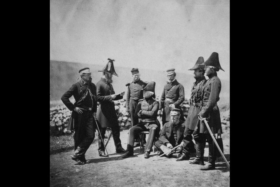 Il y a 160 ans, la guerre de Crimée