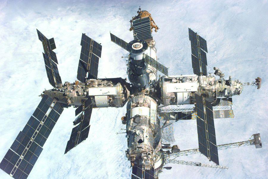 La station spatiale Mir