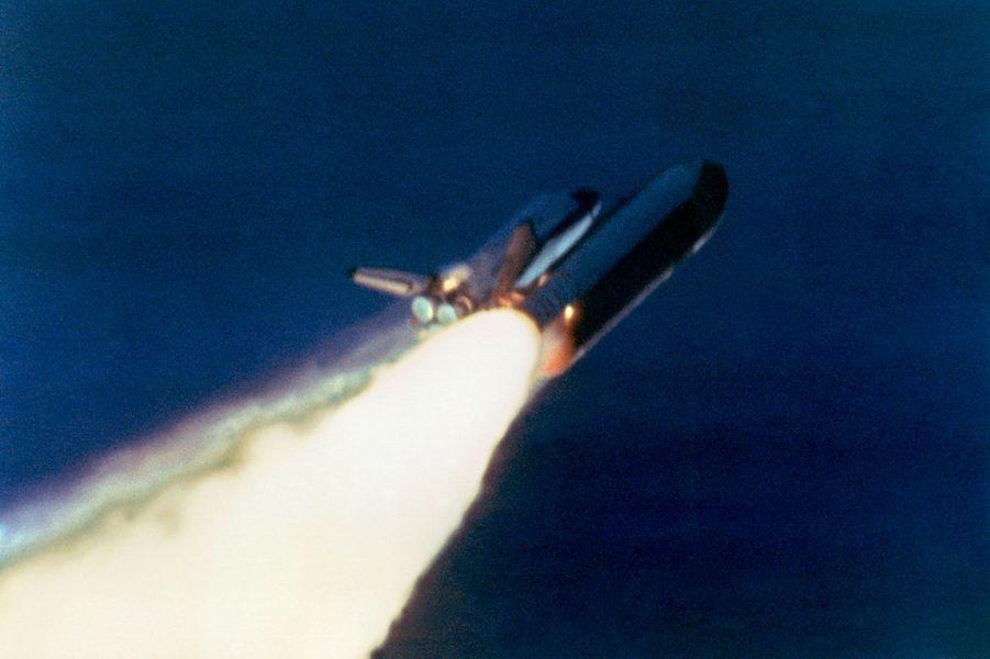 Il y a trente ans, Challenger explosait dans le ciel avec sept passagers à bord
