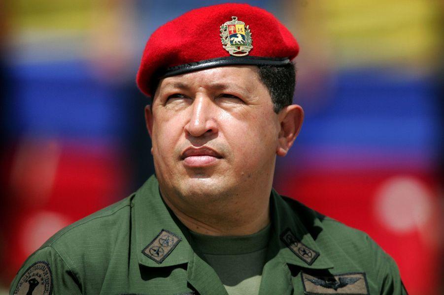 A lire: C'était Chavez, par Michel Peyrard