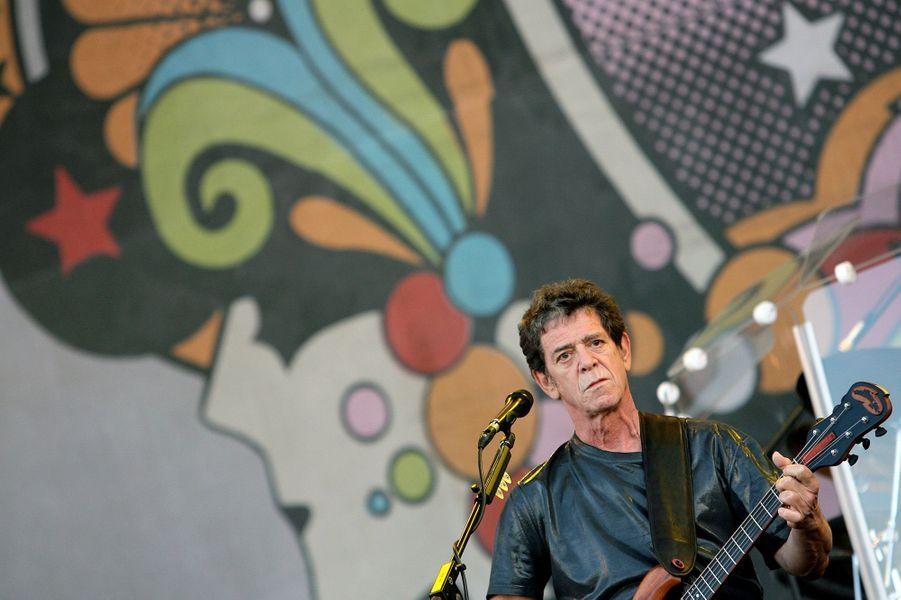 A lire: Lou Reed, la légende s'est éteinte