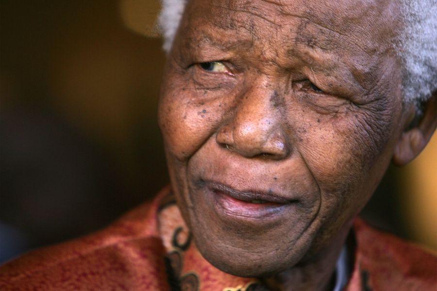 A voir: Nelson Mandela, un destin d'exception