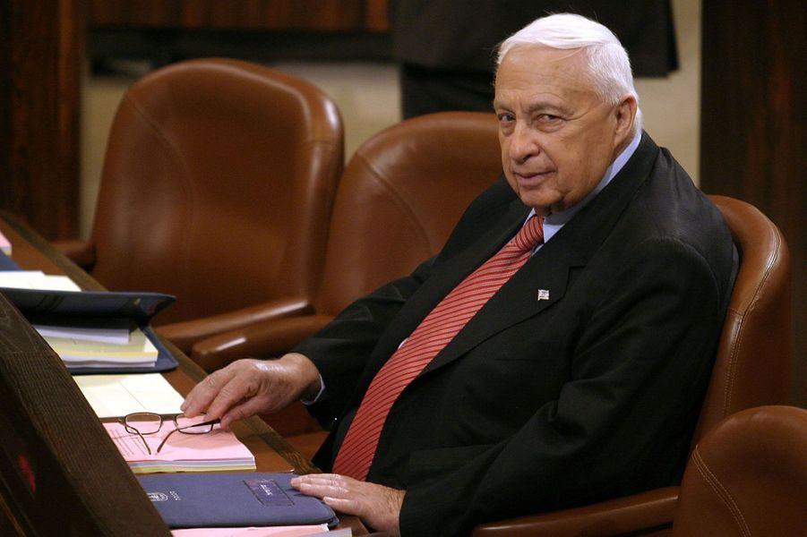 A lire: La deuxième mort d'Ariel Sharon
