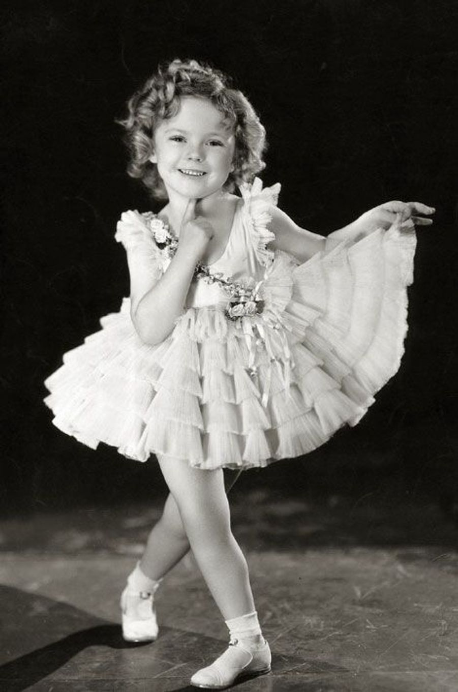 A voir: Shirley Temple, légende de Hollywood