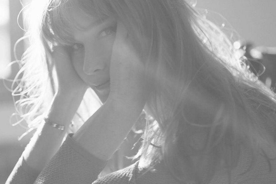 Portrait de Carla Bruni en 2013