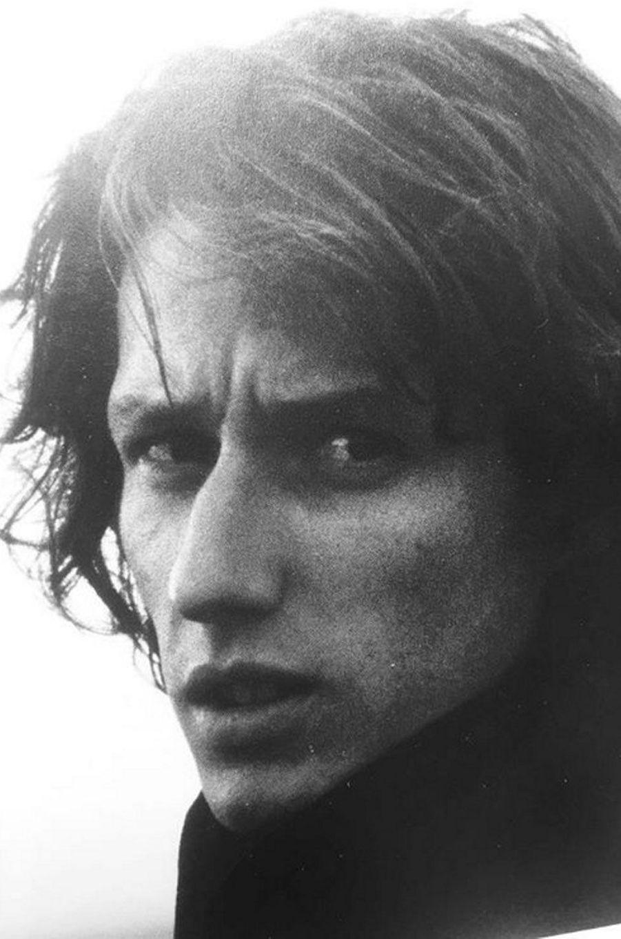 Portrait du frère de Carla Bruni, Virginio