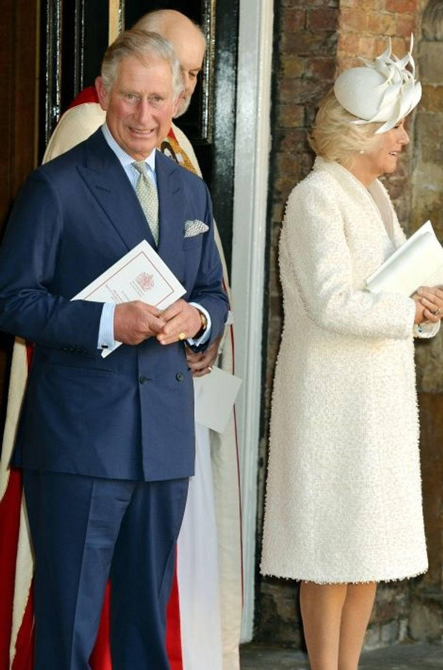 Le prince Charles et Camilla