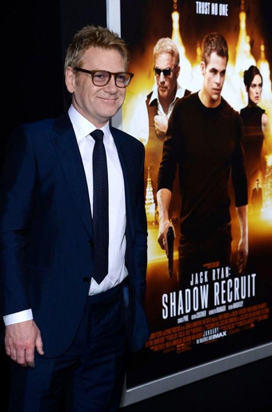 Le réalisateur Kenneth Branagh