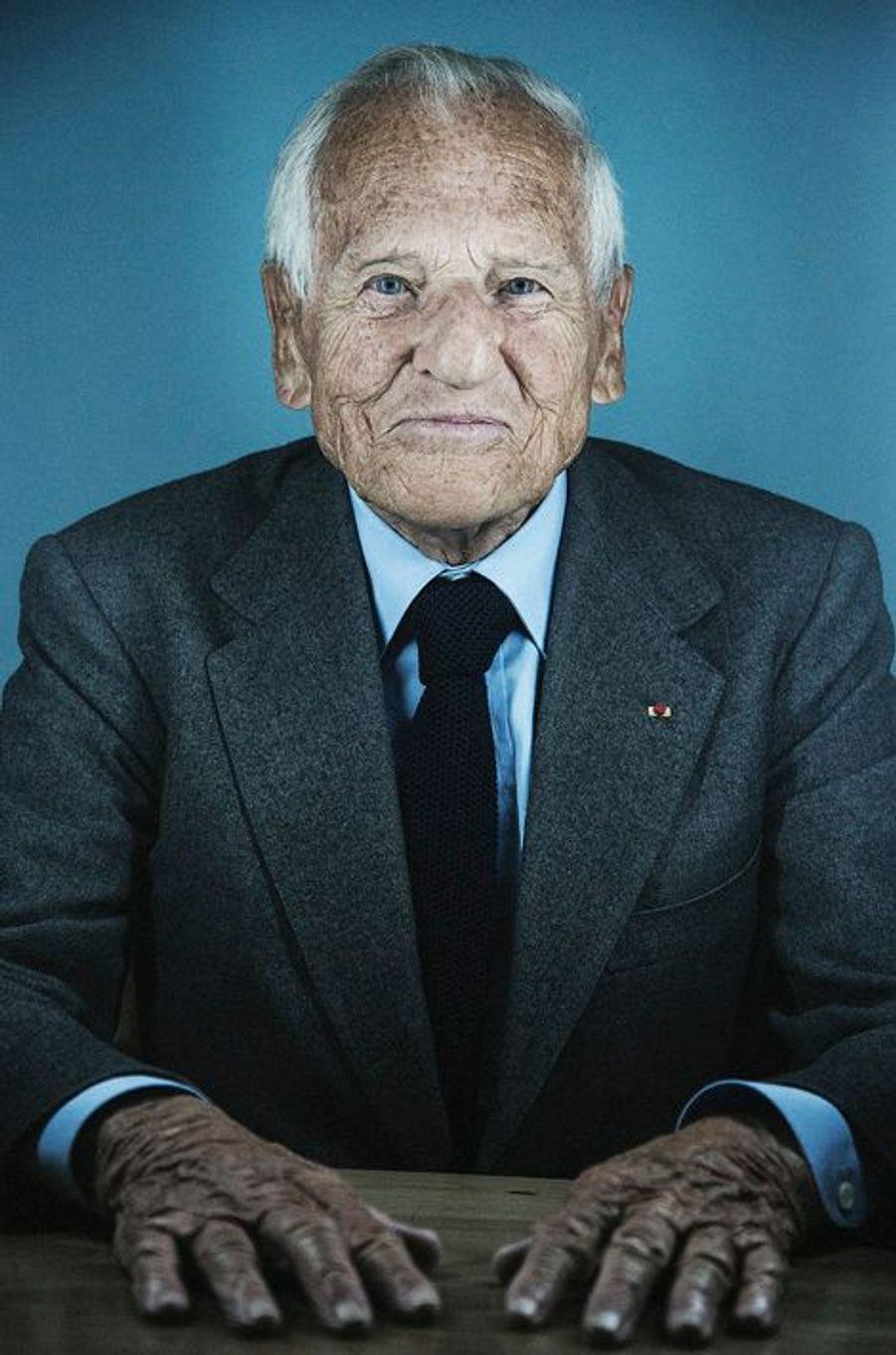 Devant l'objectif de François Berthier, en 2015