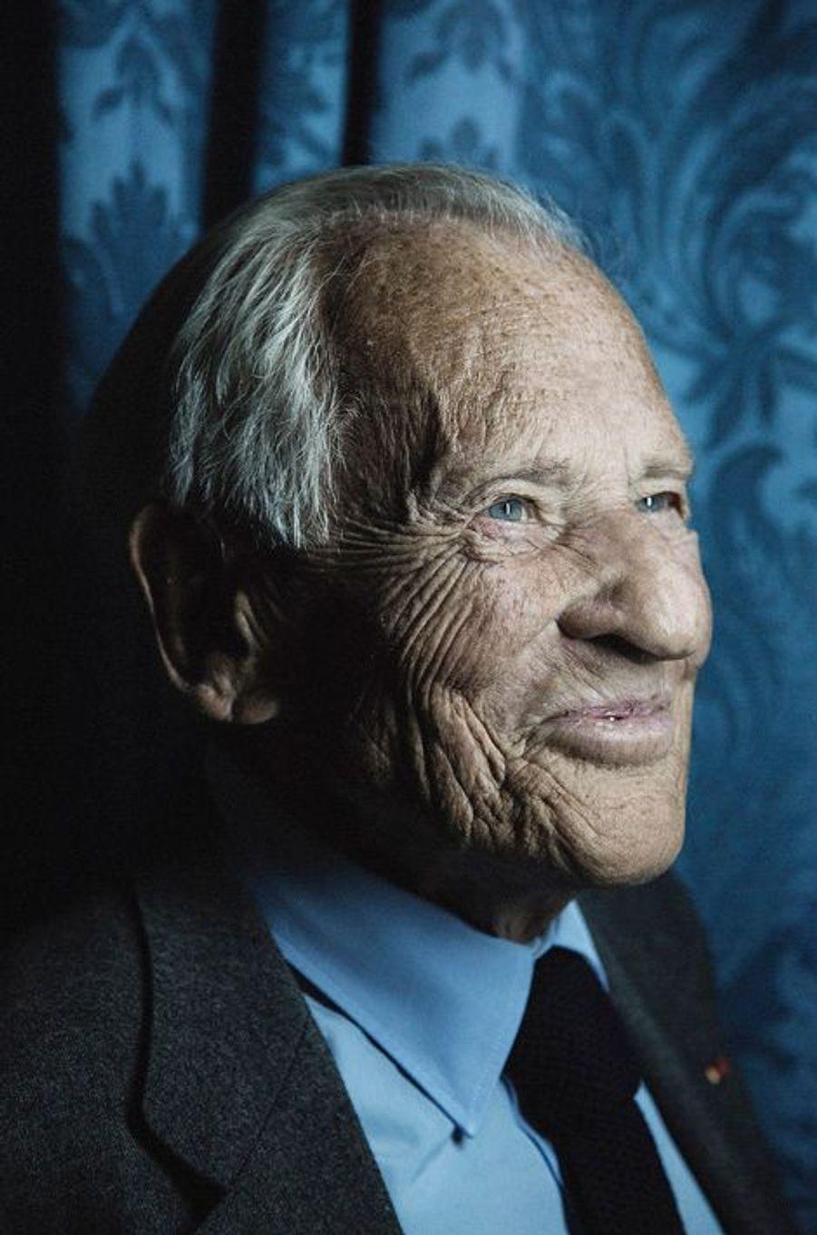Jean d'Ormesson dans Paris Match : hommage en photos