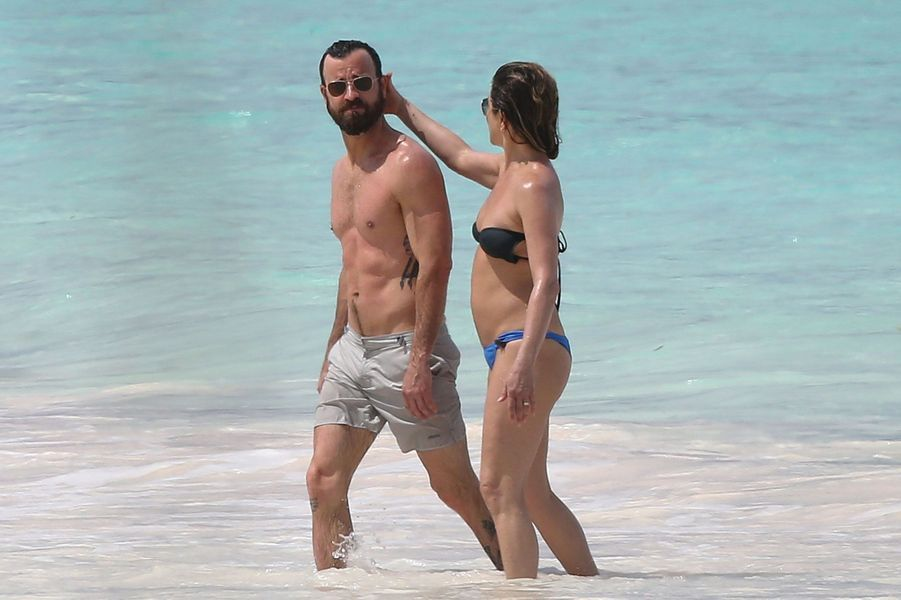 Jennifer Aniston et Justin Theroux, les vacances de l'amour