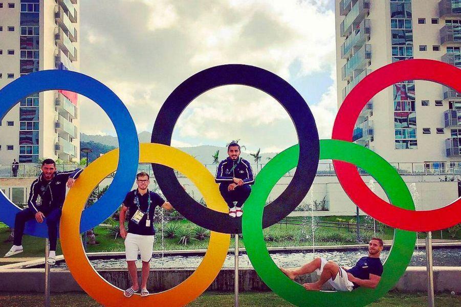 Les judokas français à Rio