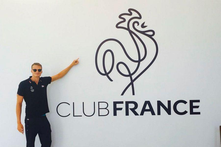 Yannick Agnel au club France