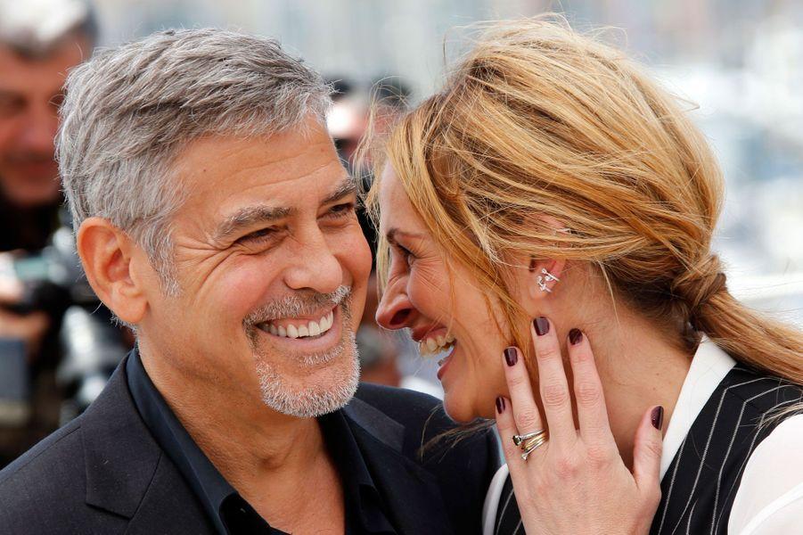 George Clooney et Julia Roberts