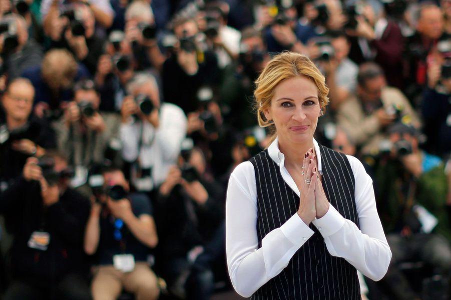 Julia Roberts pour la première fois à Cannes