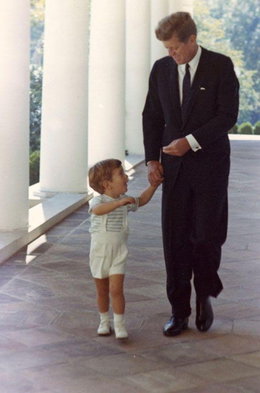 Maison Blanche, 1963