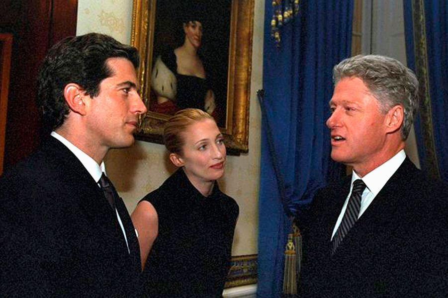 Rencontre avec Bill Clinton, 1999