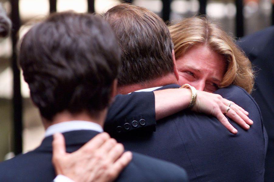 Sa famille et ses amis pleurent l'enfant chéri de l'Amérique