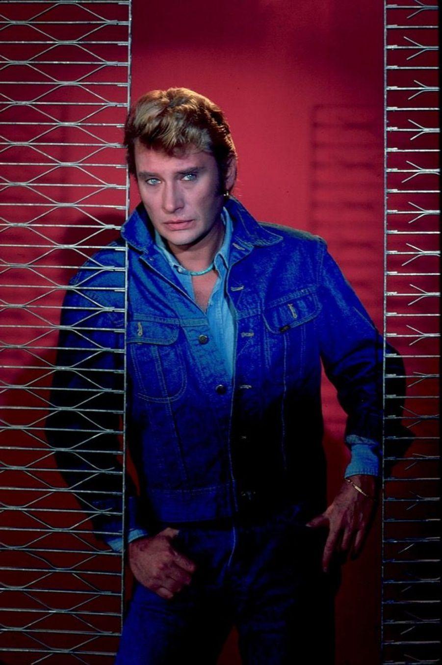Johnny Hallyday, 1980